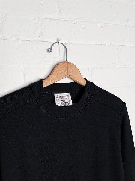 S.N.S. Herning Civil Crew sweater - Black