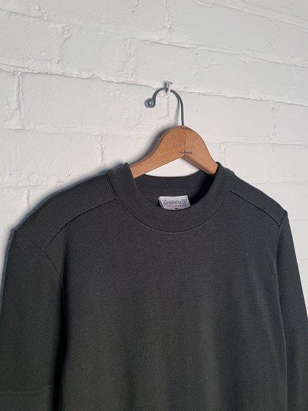 S.N.S. Herning Civil Crew sweater - Deep Bronze Green
