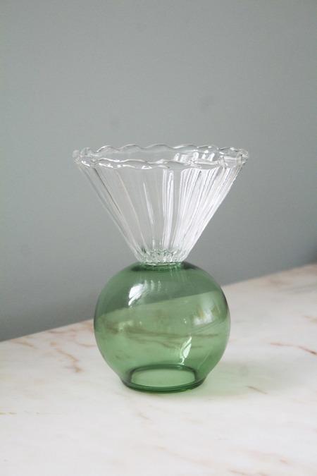 Natalia Criado Ambar vase