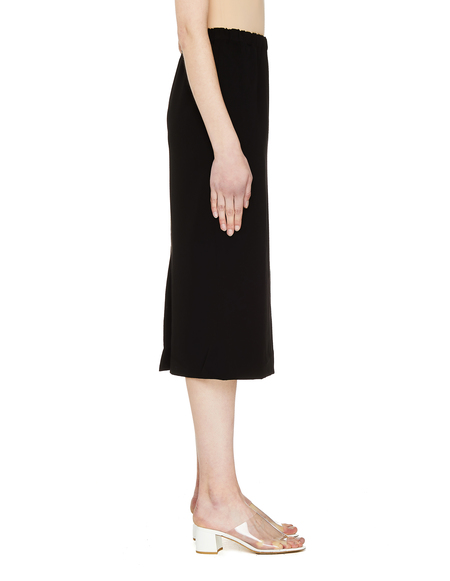 Comme des Garçons Straight Skirt - Black