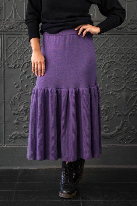 Misha & Puff Prairie Skirt - Violet