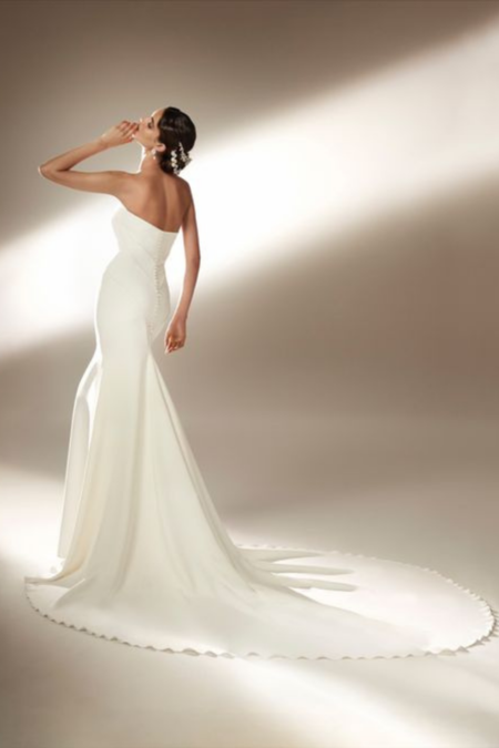 Atelier Pronovias 12US FORD - White