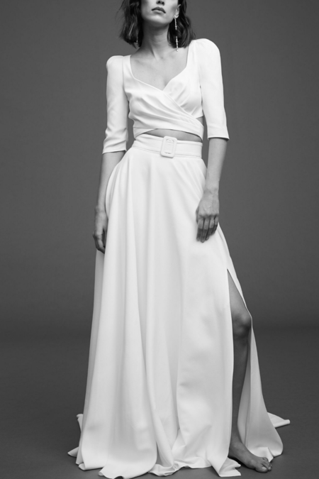 Rime Arodaky Rain Skirt RA - White