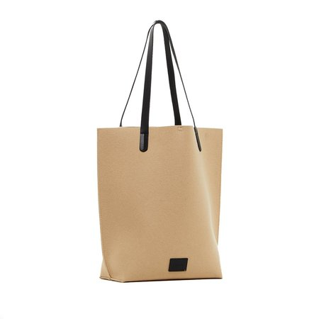 Graf Lantz Limited Edition Hana Tote Felt - Sand