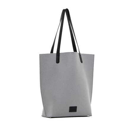 Graf Lantz Limited Edition Hana Tote Felt Bag - Smoke