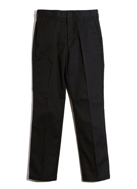 Wacko Maria Zack Twill Skate Trousers - Black