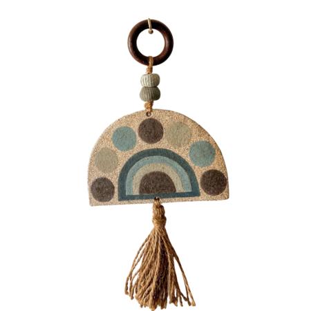 jen e ceramics Odyssey Wall Hanging