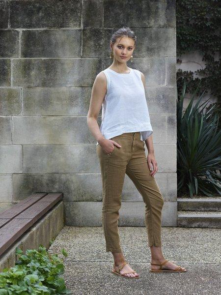 Billie Rose Luella Linen Top