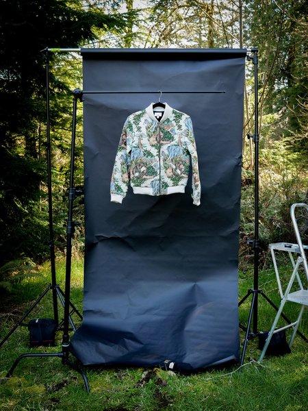 unisex Nahanni Arntzen Bomber jacket - safari