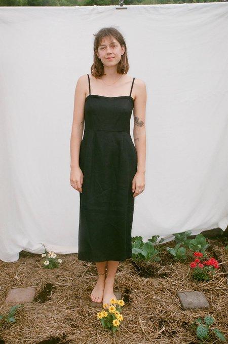 Mimi Holvast Kis Dress - Black