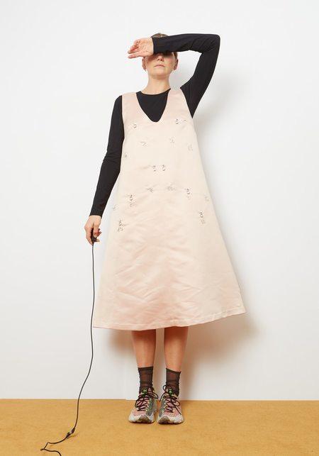 Sandy Liang Mimi Dress - Balm