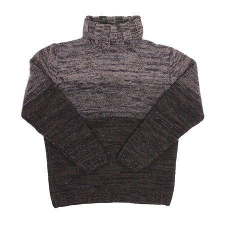 Inis Meáin Ombre Turtle Neck