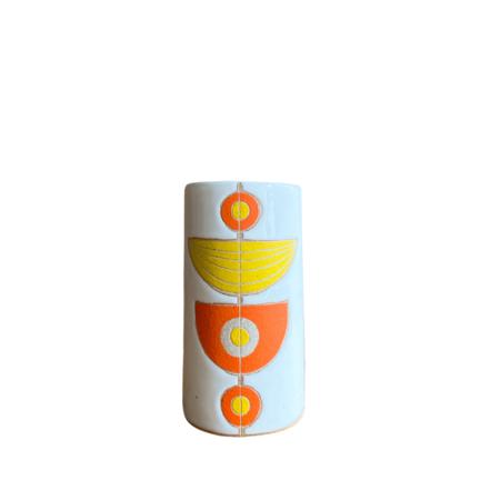 jen e ceramics Totem Cylinder Vase