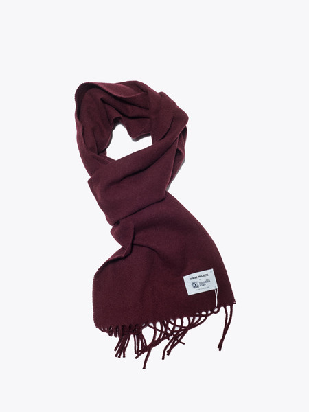 Norse Projects Norse X Johnstons Lambswool Scarf