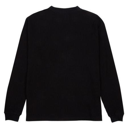 Pleasures Strife Thermal Long Sleeve - Black