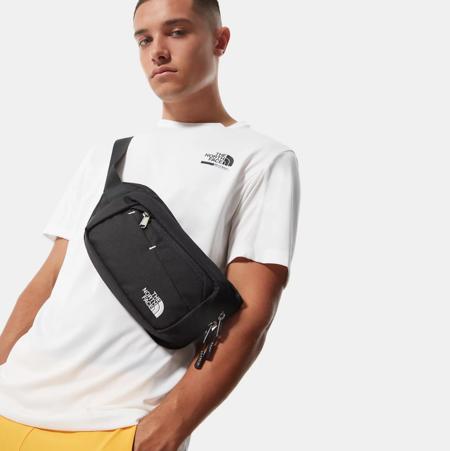 The North Face Bozer II Hip Pack bag - Black