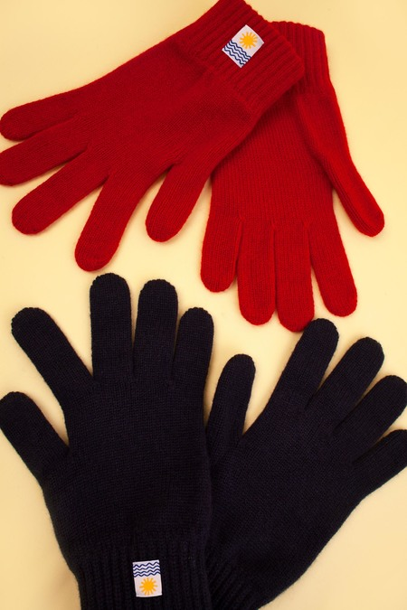 Unisex L.F.Markey Cashmere Gloves