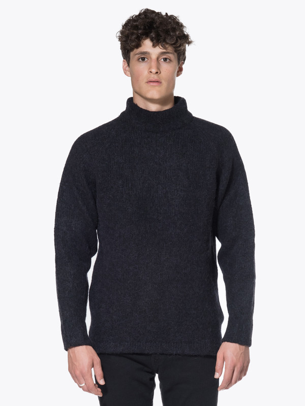 Men's Our Legacy Raglan Turtleneck