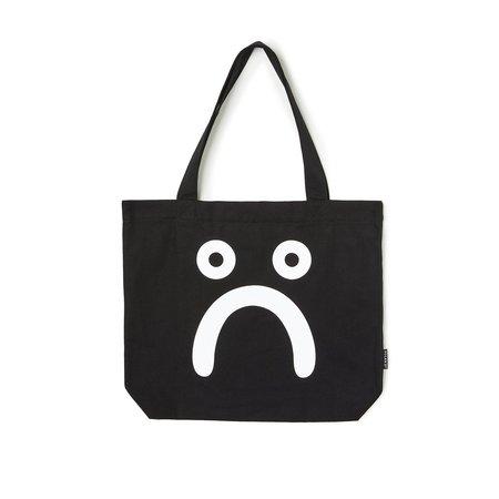 Polar Skate Co. Happy Sad Tote Bag - Black