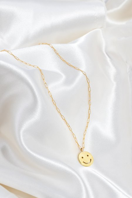 Hey Murphy Smile Necklace
