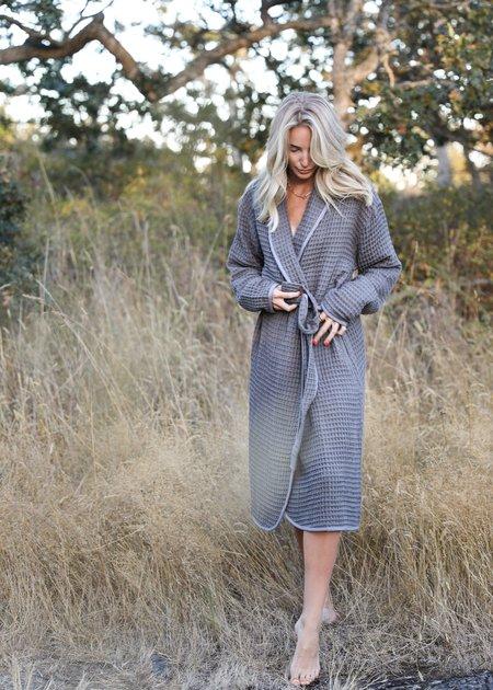 Tofino Towel Co. Harmony Robe - Grey