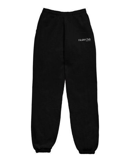 Sporty & Rich Health Club Sweatpant - Black