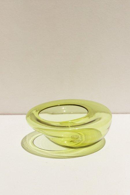 Drew Spangenberg Time Warp Bowl - Green