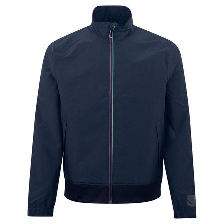 PS Paul Smith Sports Harrington Jacket - Navy