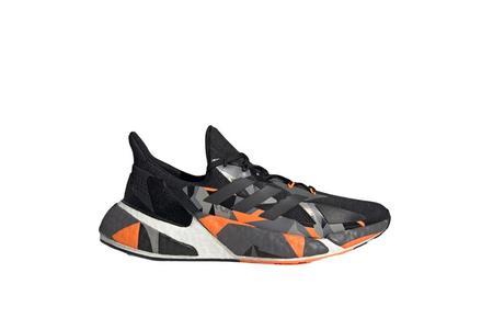 adidas Men X9000L4 Shoes - Black/Signal Orange