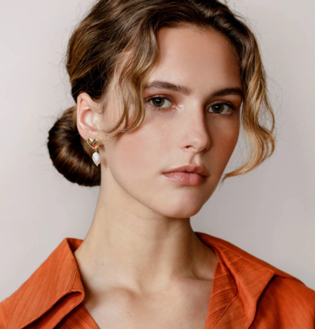 Wolf Circus Katalina Earrings - Gold