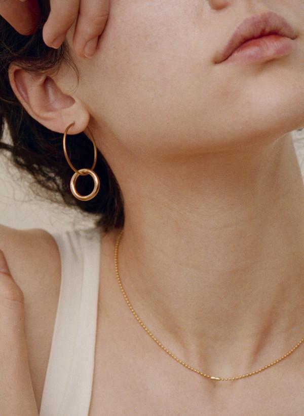 Laura Lombardi Anella Earrings