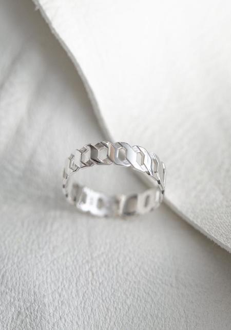 Saskia Diez  Grand Ring - Sterling Silver