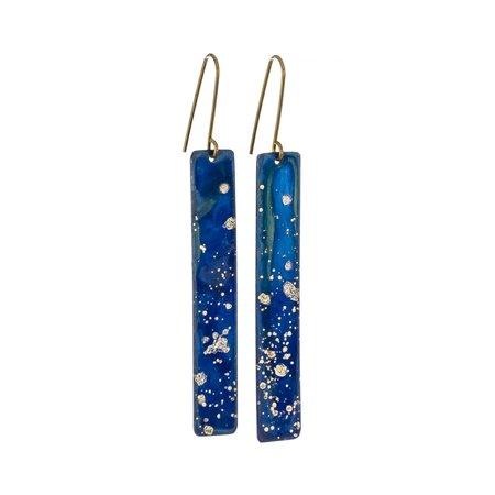 Sibilia Rectangle Earrings