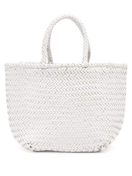 Dragon Diffusion Grace Small Basket - White