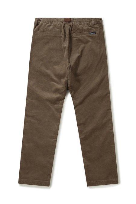 Manastash Corduroy Climbing Pants - Dark Brown