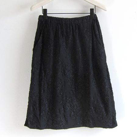 Elsa Esturgie Poesie skirt - black