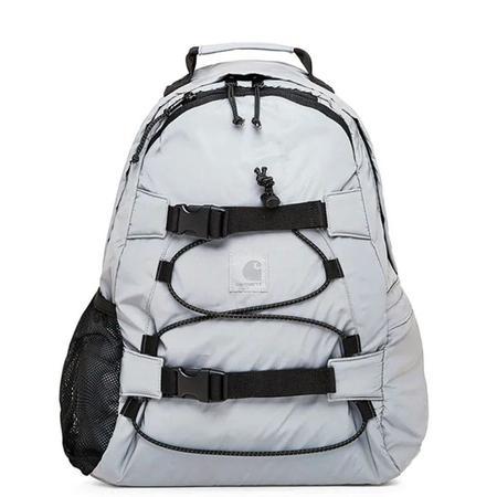CARHARTT WIP Flect Kickflip Backpack - Reflective Grey