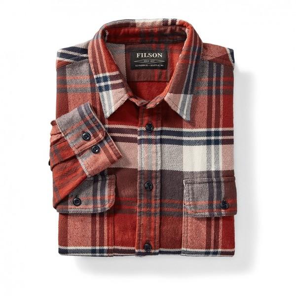 Men's Filson Vintage Flannel Workshirt