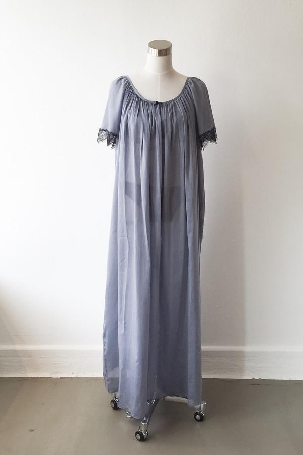 Salua Lingerie Vintage Glamour Short Sleeve Full Length