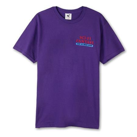 Sci-Fi Fantasy Dance T-shirt - Sport Purple