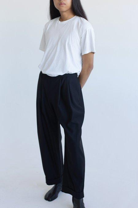 Vincetta Crop Trouser - Navy