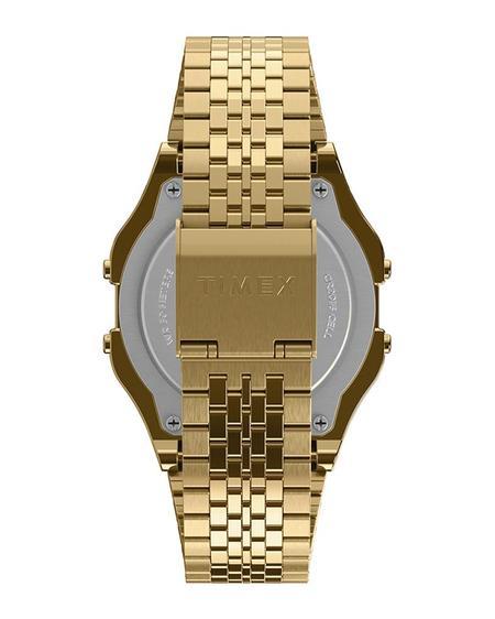 Timex Reloj Timex T80 34mm Watch - Goldstone