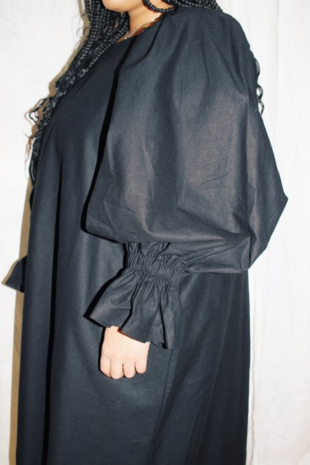 323 Selena Dress - Black