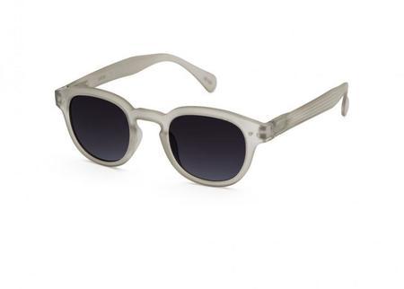 Izipizi #C Sunglasses - Soft Grey/Defty Grey