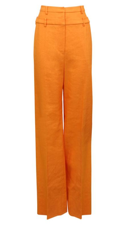 Rejina Pyo Laila Trousers - Orange