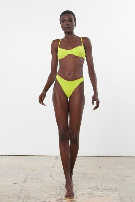 Mara Hoffman Mazlyn Bikini Top - Beat