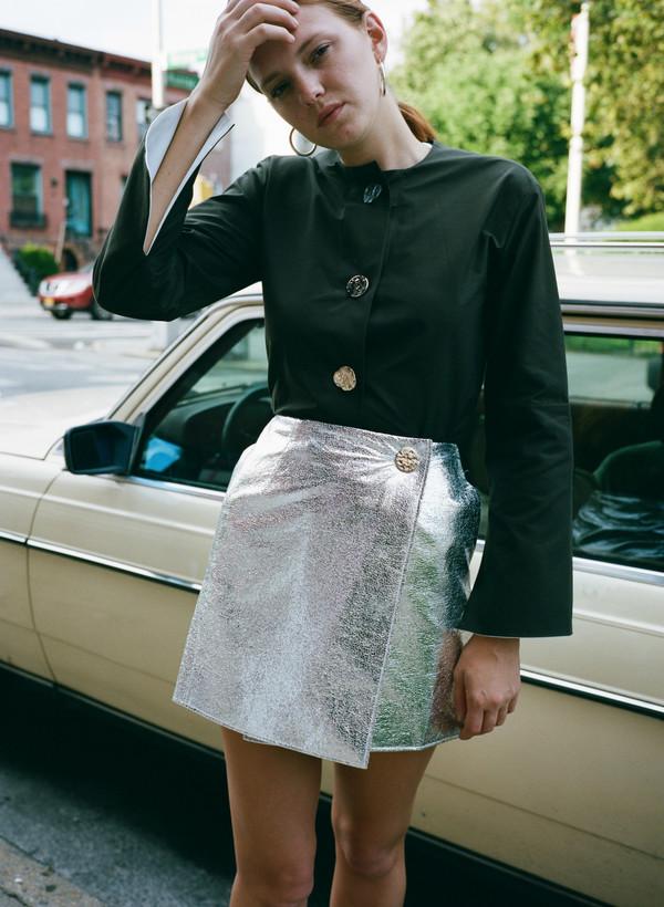 Rejina Pyo Hailey Wrap Skirt