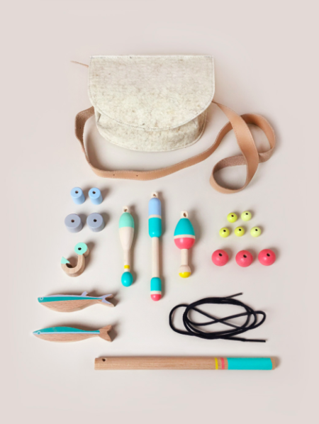 MOON PICNIC Fishing Bag
