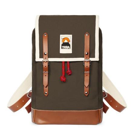 YKRA Matra Mini Backpack - Khaki