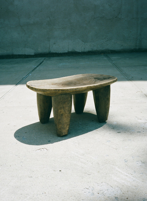 Senefu Wooden Stool